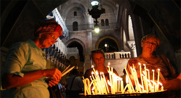 Church Holy Sepulcher